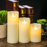 Wax Pure Remote Control Flameless cintilação Candle Light