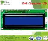 16X2 Stn 특성 LCD 모듈, MCU 8bit 의 파란 역광선, 옥수수 속 LCD 모니터