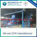 Investimento de investimento muito baixo CCM / Casting de metal