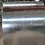 La hoja del material para techos de la venta al por mayor y de la alta calidad SGCC galvanizó la bobina de acero