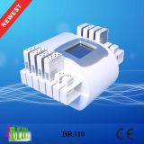 Macchina portatile del laser di Zerona Lipo per rimozione delle celluliti con 336 indicatori luminosi del diodo di PCS