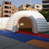 Camping tenda com Inflatables