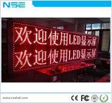 Grande visualizzazione di LED di pubblicità solare dell'autostazione di qualità di P6mm