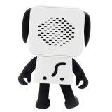컴퓨터 가정 극장 소형 귀여운 춤 이동 전화를 위한 동물성 작은 개자리 로봇 판다 춤 스피커