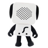 Computer-Haupttheater-mini netter Tanz-tierischer kleiner Hunderoboter-Panda-Tanzen-Lautsprecher für Handy