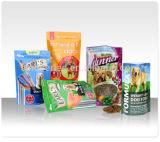 Sac de plastique Pet Food avec Forme élégante
