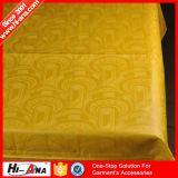 Il personale di vendita eccellente comercia il tessuto all'ingrosso di rivestimento del cotone promozionale