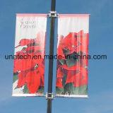 Corchete de la bandera de poste de la calle de la publicidad al aire libre (BS66)