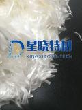 Filato della fibra tagliato alto silicone
