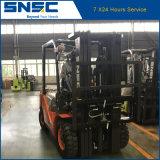 Diesel van China Snsc 2.5ton Vorkheftruck met ZijDraaier