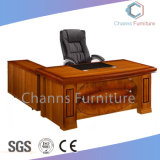 Venta caliente forma recta carilla de papel Tabla Office Manager Desk (CAS-SW1704)