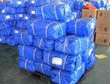 Tela incatramata calda del PE di vendite per la tenda per il servizio dell'Uganda