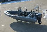 Aqualand 26метров 8m пена без кондиционирования воздуха на крыле заполнены жесткой военной Rescue/патрульных катера ребра электродвигателя (ребра800)
