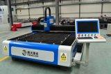 machine de découpage de laser de la fibre 500W pour le métal