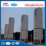 低温学の真空の絶縁体の粉タンク液体の二酸化炭素の貯蔵タンク