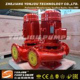 Las tuberías de canalización en línea // bomba de agua centrífuga (ISG)