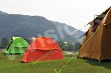 Tenda di campeggio gonfiabile della tenda gonfiabile per fare un'escursione