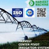 농장 정원 Gateral 움직임 현대 물뿌리개 관개 기계