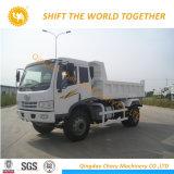 FAW 4X2 Dump/légers pour la vente de camions à benne basculante