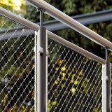 Haute qualité Protection décorative Wire Rope maille en acier inoxydable