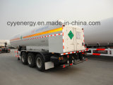 China LNG 2015 Lox Lin Lar Tank Car Semi Trailer mit ASME