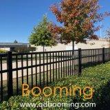 Гладкая поверхность стальных сад стены безопасности оптовая торговля
