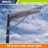 El ahorro de energía lámpara Solar solar exterior Precio de la luz de carretera