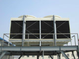 scanalatura di 19mm, alto Temerature resistente, materiali di riempimento della torre di raffreddamento del PVC di Vf o dei CF