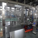 Máquina de rellenar de botella de cristal del jugo automático del agua