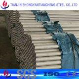 430 410 tubos de acero inoxidable integrada para el uso del petróleo sin níquel
