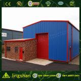 Jejua da casa de aço Prefab do edifício da configuração o armazém modular