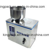최신 판매 작은 분말 충전물 기계 중국제