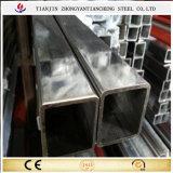 Tubos sem costura em aço inoxidável (redondo, quadrado, retangular, perfilada)