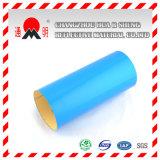 Matériau r3fléchissant bleu TM3300 d'animal familier de pente de publicité