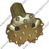 Bit idraulici DHD 340 di perforatrice della piattaforma di produzione di DTH