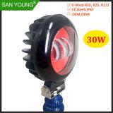 30W à LED voyant des feux de conduite pour le projecteur à LED feux de travail Offroad Folklift Motercycle