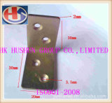Forneça o plugue de aço inoxidável 316 personalizado, peças de estampagem (HS-PB-0002)