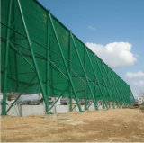 Strato di polvere del vento utilizzato in carreggiata