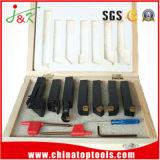 Qualidade superior chineses 5 PCS Indexable CNC Conjuntos de Ferramentas de Giro