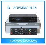 HD Satellitensatellitensucher des empfänger-zwei des Tuner-DVB S2/S kein Teller Zgemma H. 2s