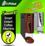 Distribuidor automático esperto do café instantâneo