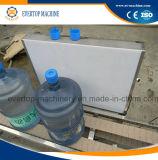 5 Gallone reine Wasser-Flaschenreinigung-füllende mit einer Kappe bedeckende Mineralmaschine trinkend