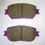 Plaquettes de frein de haute qualité pour Nissan D1060-1lb2a