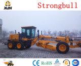 170 Kw 230HP 220CV Strongbull marca para la construcción de carreteras maquinaria GP220m de la motoniveladora