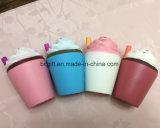 PU-Squishy langsames steigendes Eiscreme-Stroh-Cup-duftendes Spielzeug