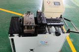 Empilhamento automático de nivelamento de aço e a linha de corte