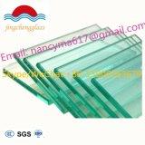 Claro Coloreded laminado templado Low-E El Vidrio Flotado para la construcción de cristal con CCC/SG/ISO