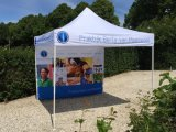 Barraca de dobramento ao ar livre de Sunplus 10X10FT para a feira profissional