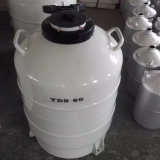 極低温記憶装置の使用タンクのためのYds-10液体窒素の貯蔵タンクの価格