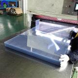 プラスチック透過衣類のテンプレートの高品質熱い販売法の中国の製造者PVCシート